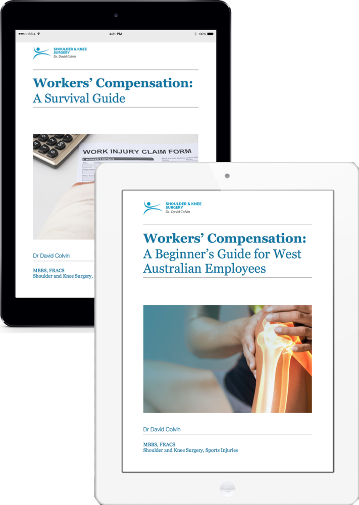 Workers' Compensation - Shoulder and Knee Surgery Perth