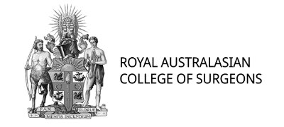 Dr David Colvin royal australasian college of surgeons trust logo